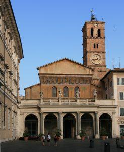 Santa_Maria_in_Trastevere_front_Jensens_PD